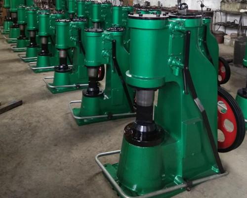 C41-75kg Air power hammer for blacksmithing