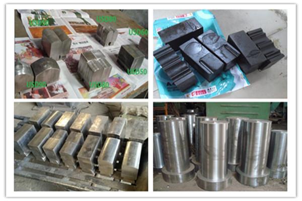 Blacksmith power hammer accessories