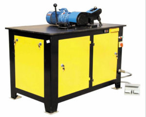 EL-DDG12A Hydraulic end rolling machines for sale