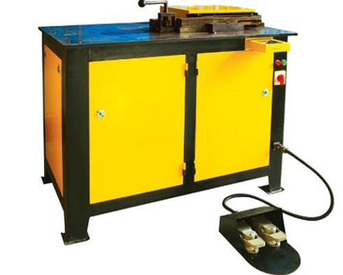 EL-DDJ16 Electric wrought iron end folding machine for sale
