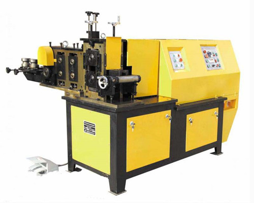 EL-DL100A Cold rolling wrought iron embossing machine