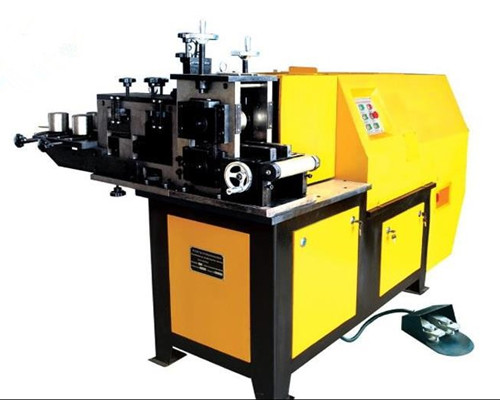EL-DL60A cold rolling wrought iron embossing machine