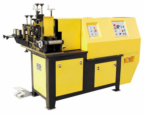EL-DL60B Cold rolling wrought iron metal embossing machine
