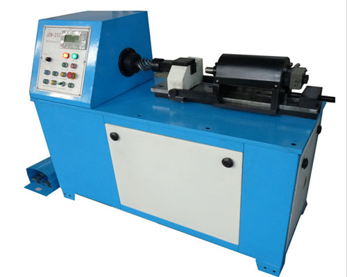 EL-DN25E Two in one metal twisting machine