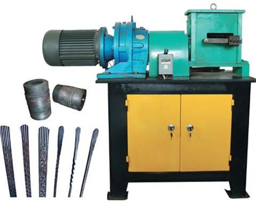 EL-F3 Fishtail end forging machine for sale