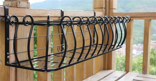 Tubes used for balcony