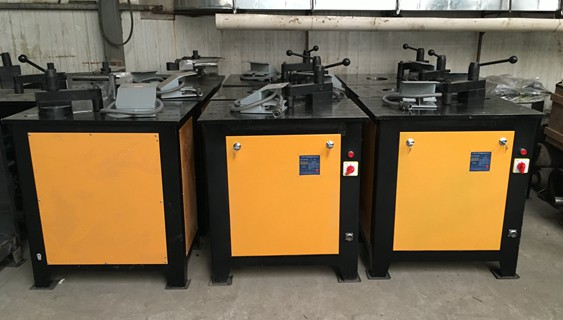 Metal craft scroll bending machine for sale
